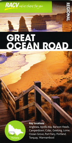 Great Ocean Road Map RACV