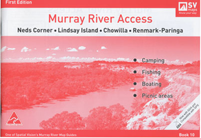 Murray River Access Neds Corner to Renmark Paringa
