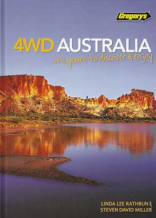 4WD Australia It's Yours to Discover Gregory's