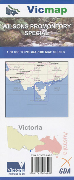 Wilsons Promontory Special  Vicmap 1-50,000